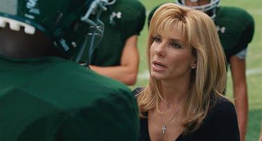 "Sandra Bullock as Leigh Anne Tuohy in ""The Blind Side."""
