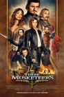 Poster for The Three Musketeers (2011)