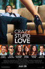 Poster for Crazy, Stupid, Love