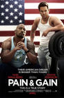 Poster for Pain & Gain