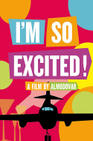 Poster for I&#39;m So Excited!