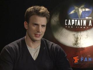 Exclusive: Captain America - Cast Interviews - Click to play