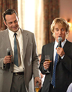 Wedding Crashers Vince Vaughn and Owen Wilson.