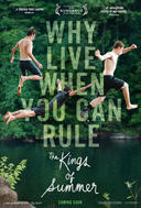 Poster art for The Kings of Summer