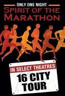Poster for Spirit of the Marathon