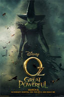 Poster for Oz The Great and Powerful 3D