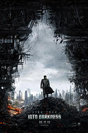Poster for Star Trek Into Darkness Fan Sneaks
