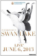Poster for Swan Lake Mariinsky Live 2D