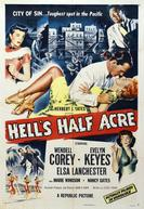 Poster for Hell's Half Acre