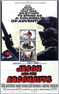 Poster for Jason and the Argonauts / Clash of the Titans