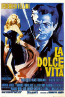 Poster for La Dolce Vita