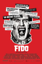 "Poster art for ""Fido."""