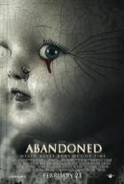 "Poster art for ""The Abandoned."""
