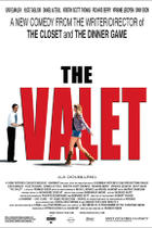 "Poster art for ""The Valet."""