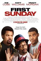"Poster art for ""First Sunday."""