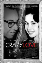 "Poster art for ""Crazy Love."""