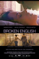 "Poster art for ""Broken English."""