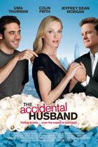 "Poster art for ""The Accidental Husband."""