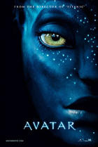 "Poster art for ""Avatar."""