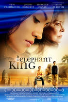 "Poster art for ""The Elephant King."""