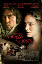 """Goya's Ghosts"" poster art"