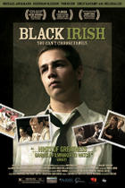 """Black Irish"" poster art."