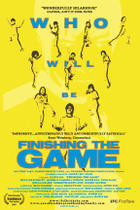 "Poster art for ""Finishing the Game."""