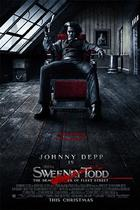 "Poster art for ""Sweeney Todd: The Demon Barber of Fleet Street."""