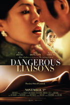 "Poster art for ""Dangerous Liaisons."""