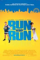 "Poster art for ""Run, Fat Boy, Run."""