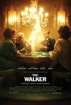 "Poster art for ""The Walker."""