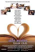 "Poster art for ""The Jane Austen Book Club."""