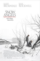"Poster art for ""Snow Angels."""