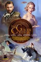 "Poster art for ""The Golden Compass."""