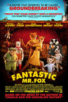 "Poster art for ""The Fantastic Mr. Fox."""