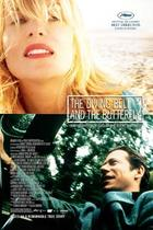 "Poster art for ""The Diving Bell and the Butterfly."""
