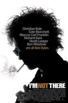 "Poster art for ""I'm Not There."""