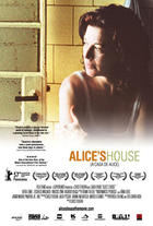 "Poster art for ""Alice's House."""