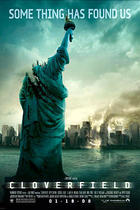 "Poster art for """"Cloverfield."""