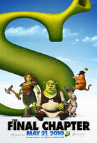 "Poster art for ""Shrek Forever After."""