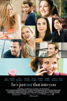"Poster art for ""He's Just Not That Into You."""