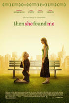 "Poster art for ""Then She Found Me."""