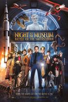 "Poster art for ""Night at the Museum: Battle of the Smithsonian."""