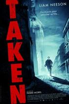 "Poster art for ""Taken."""