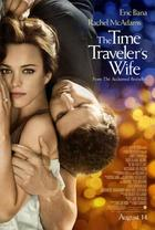 "Poster art for ""The Time Traveler's Wife."""