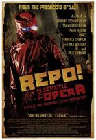 "Poster Art for ""Repo! The Genetic Opera."""