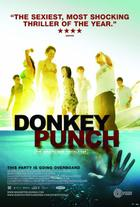 "Poster Art for ""Donkey Punch."""