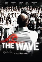"Poster art for ""The Wave."""