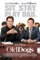 "Poster art for ""Old Dogs."""