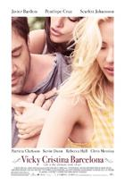 "Poster art for ""Vicky Cristina Barcelona."""